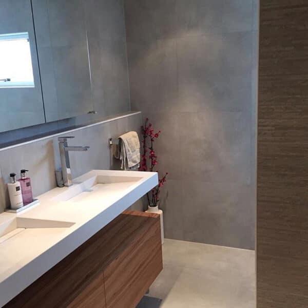 Betonlook Tegel 60x60 Touch Grey