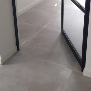 Betonlook Tegel 75x75 Blauw Grijs Concrete Gris Sfeer