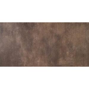 Metallook Tegels 45×90 Bruin Steeltech Corten
