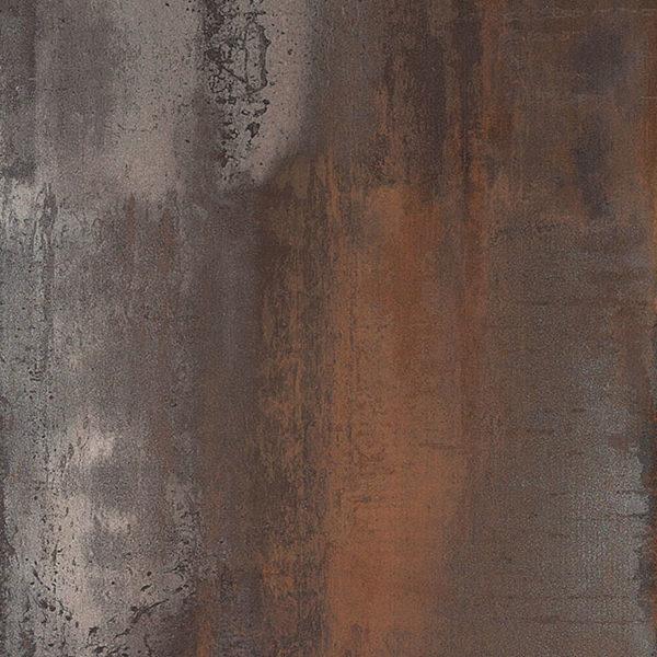 Metallook Tegels 60x60 Brons Tau Corten