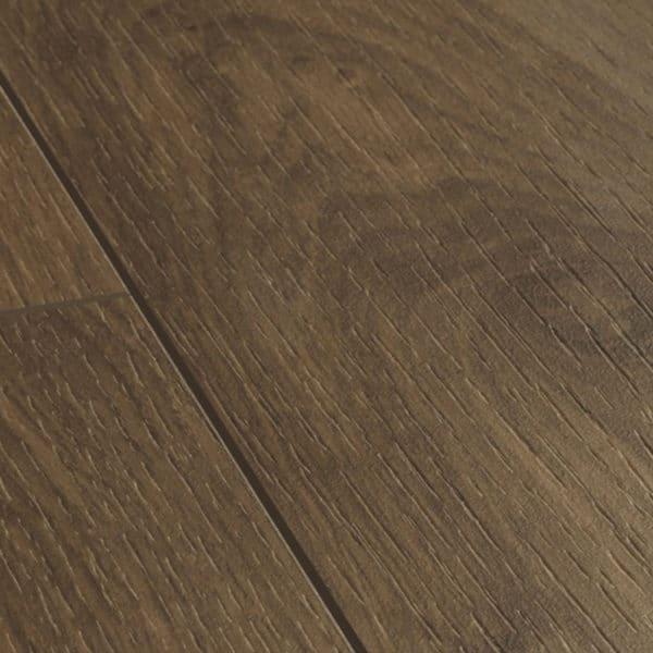 Plak PVC Quick-Step Balance BAGP40027 Cottage Eik Donkerbruin