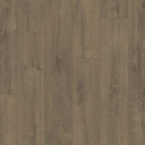 Plak PVC Quick-Step Balance BAGP40160 Fluweel Eik Bruin