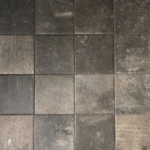 Vloer | Wandtegels 20x20 Tijdloos Zwart Namur