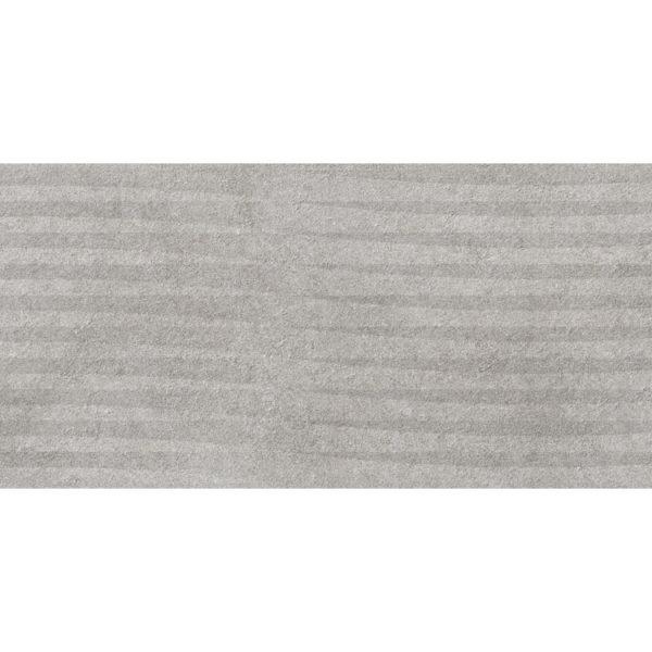 Wandtegel 120x40 Decor Grijs Golf Keystone Feel Gris