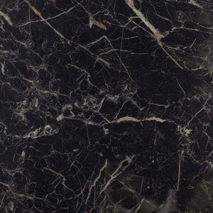 Marmerlook Tegel 60x60 Zwart Mat Saint Laurent