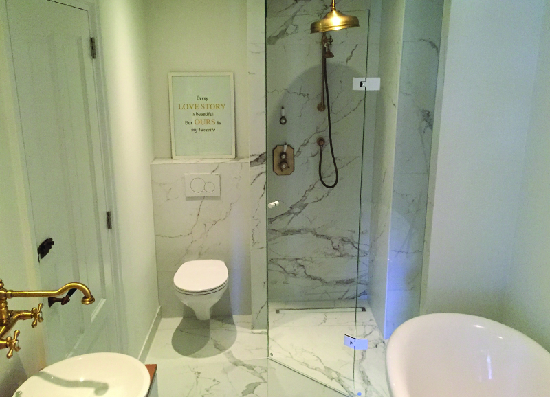 Exclusief Vloertegel Badkamer : Nieuwe badkamer tegel trends u tegels laminaat