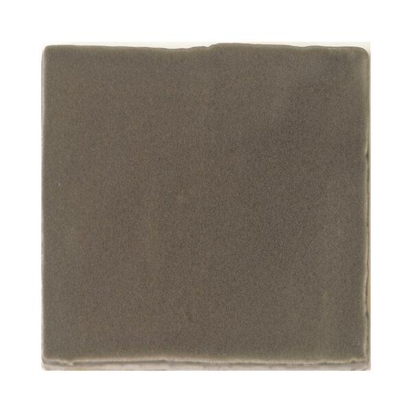 Handvorm Craquele Tegels 15x15 - Nature Bruin