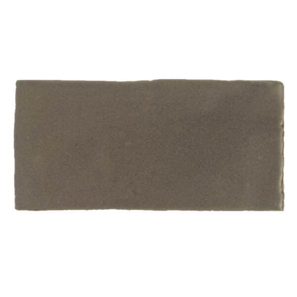 Handvorm Craquele Tegels 7,5x15 - Nature Bruin
