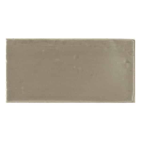 Handvorm Craquele Tegels 7,5x15 - Nature Grijs