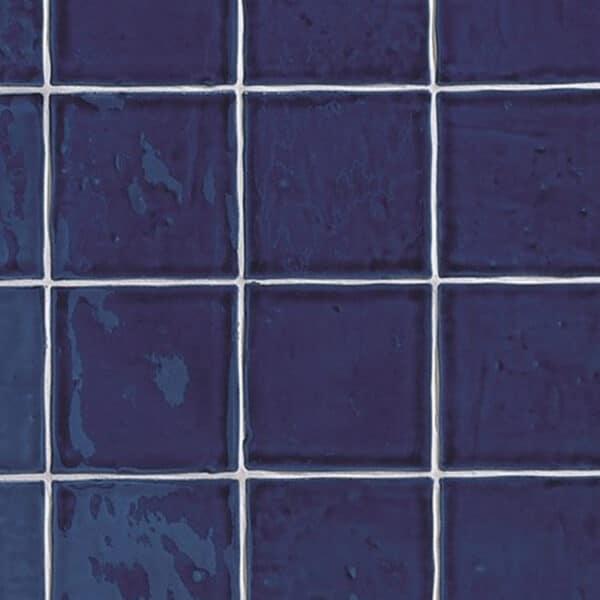 Handvorm Tegels 13x13 - La PortA Manises Blauw 1
