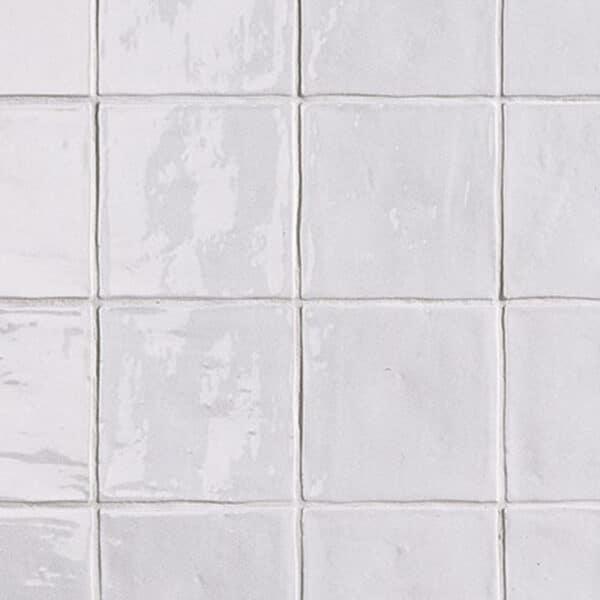 Handvorm Tegels 13x13 - La PortA Manises Wit