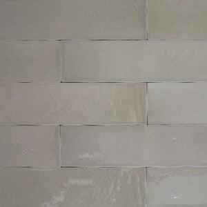 Handvorm Tegels 6,2x25 - Atelier Marokkaanse Zellige Taupe