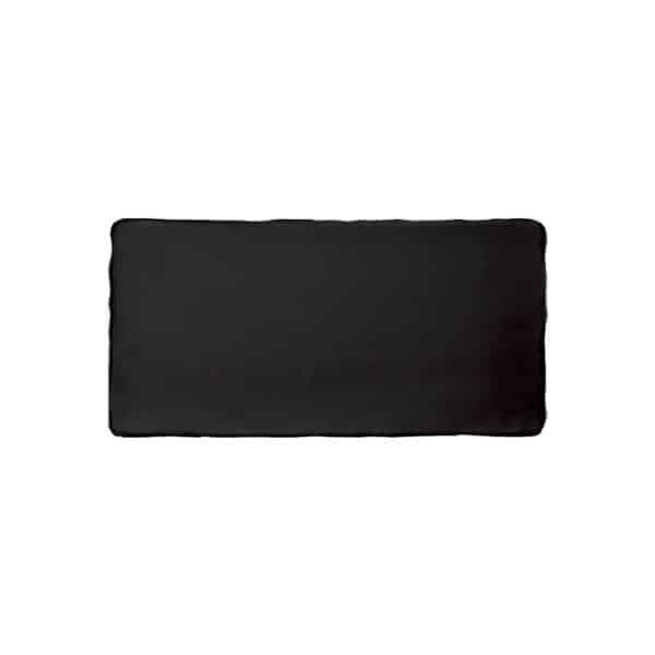 Handvorm Tegels 7,5x15 - Heritage Sabatini Antraciet Zwart