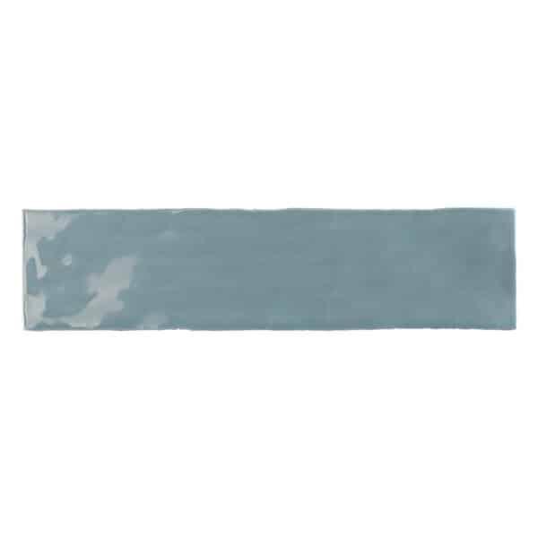 Handvorm Tegels 7,5x30 - Tonalite Crayon Blauw