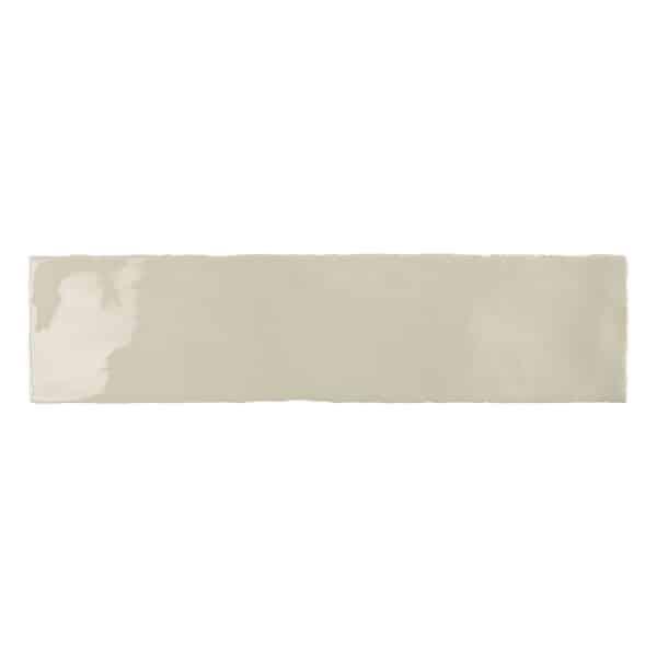 Handvorm Tegels 7,5x30 - Tonalite Crayon Creme