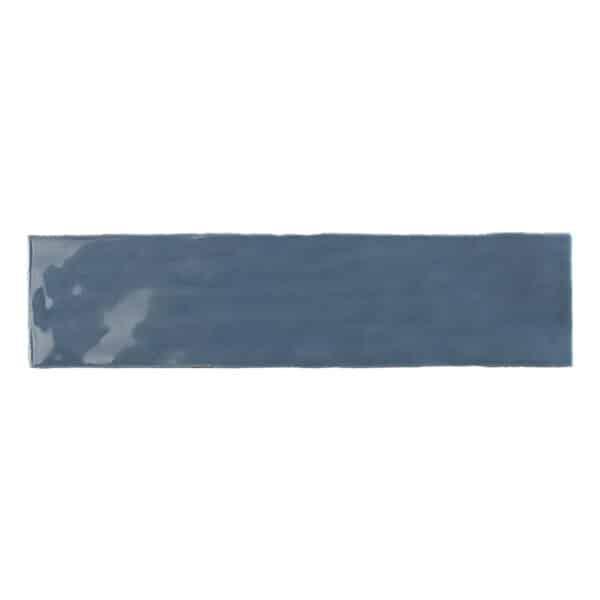 Handvorm Tegels 7,5x30 - Tonalite Crayon Donkerblauw