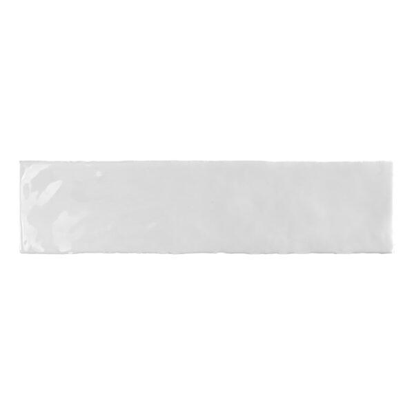 Handvorm Tegels 7,5x30 - Tonalite Crayon Wit