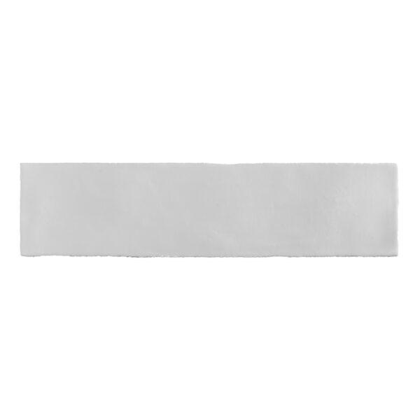 Handvorm Tegels 7,5x30 - Tonalite Crayon Wit Mat