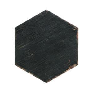 Hexagon Houtlook Tegels - Natucer Retro Antraciet