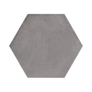 Hexagon Tegels 23x27 - Vives Laverton Antraciet Donkergrijs