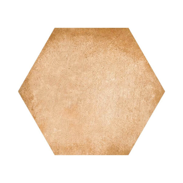 Hexagon Tegels 23x27 - Vives Laverton Bruin Rood