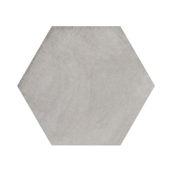Hexagon Tegels 23x27 - Vives Laverton Grijs