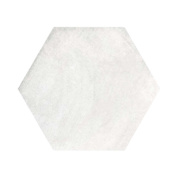 Hexagon Tegels 23x27 - Vives Laverton Lichtgrijs
