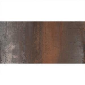 Metallook Tegels 30×60 Brons Tau Corten
