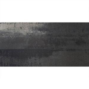 Metallook Tegels 30×60 Zwart Tau Corten
