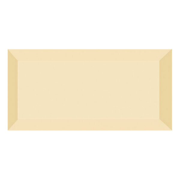 Metro Tegels 7,5x15 - Heritage Facet Glans Creme