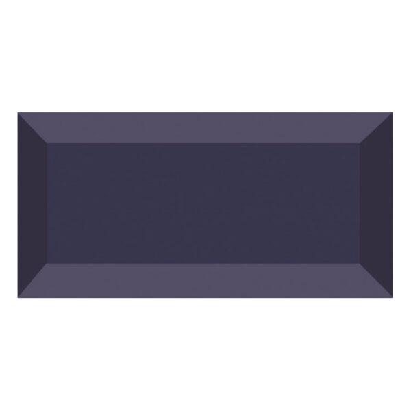 Metro Tegels 7,5x15 - Heritage Facet Glans Donkerblauw