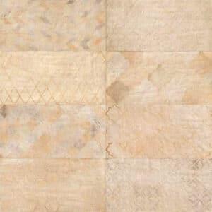 Patroon Tegels 14x28 - Portugese Tegels Laverton Print Mix Beige