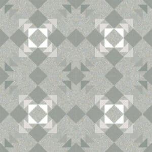 Portugese Tegels 20x20 - Patroon Tegels Vives Benaco Groen