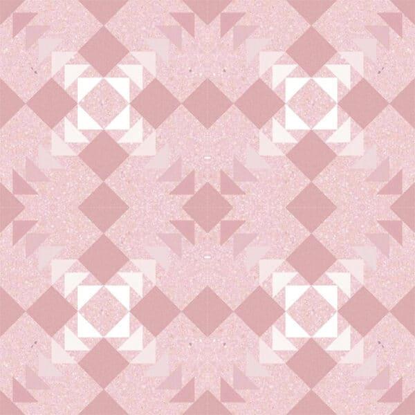 Portugese Tegels 20x20 - Patroon Tegels Vives Benaco Roze