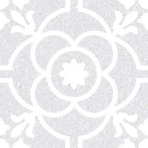 Portugese Tegels 20x20 - Patroon Tegels Vives Carole Grijs 1