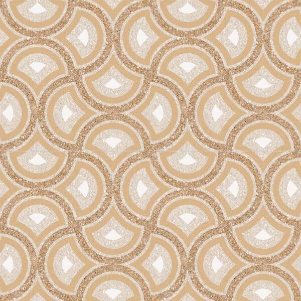 Portugese Tegels 20x20 - Patroon Tegels Vives Pigneto Beige