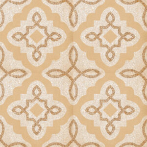 Portugese Tegels 20x20 - Patroon Tegels Vives Tercello Beige