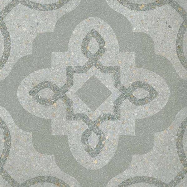 Portugese Tegels 20x20 - Patroon Tegels Vives Tercello Groen