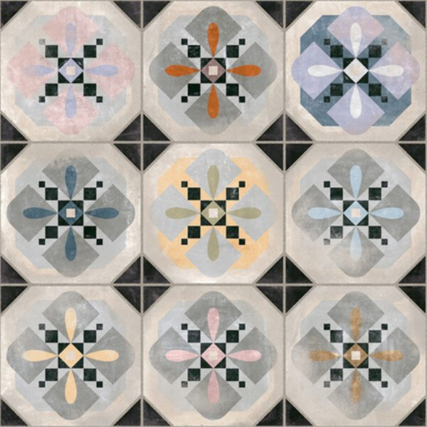Portugese Tegels 31,6x31,6 - Patroon Tegels Vives World Parks Hyde