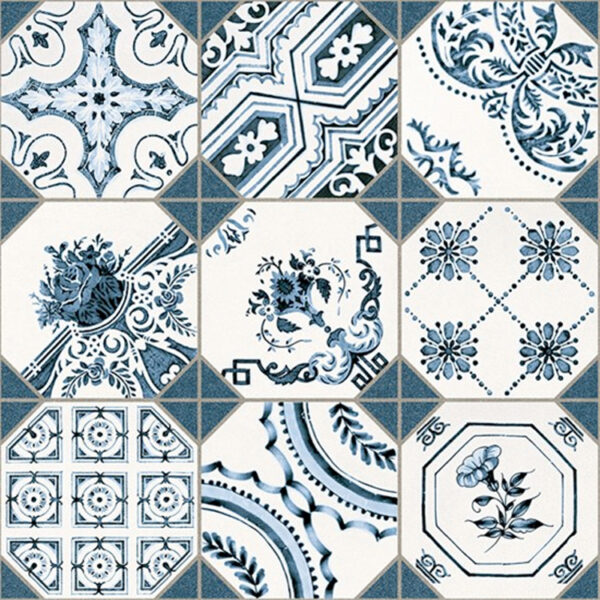 Portugese Tegels 31,6x31,6 - Patroon Tegels Vives World Parks Retiro