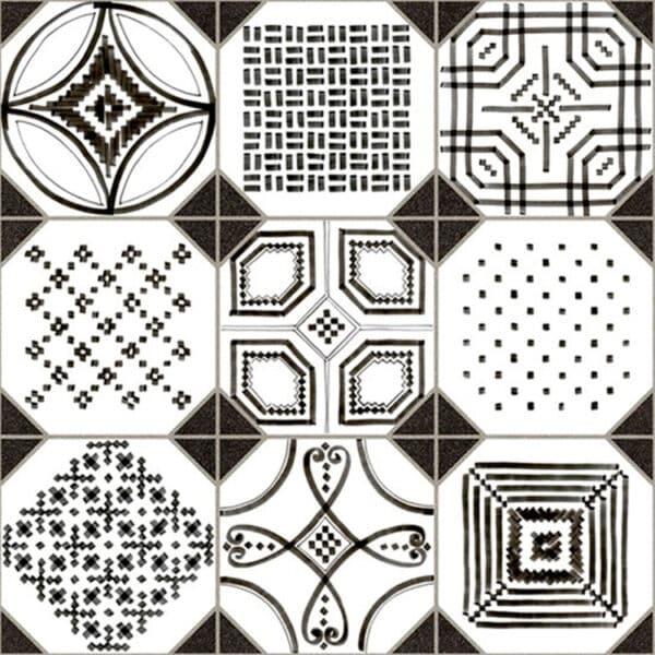 Portugese Tegels 31,6x31,6 - Patroon Tegels Vives World Parks Vondel