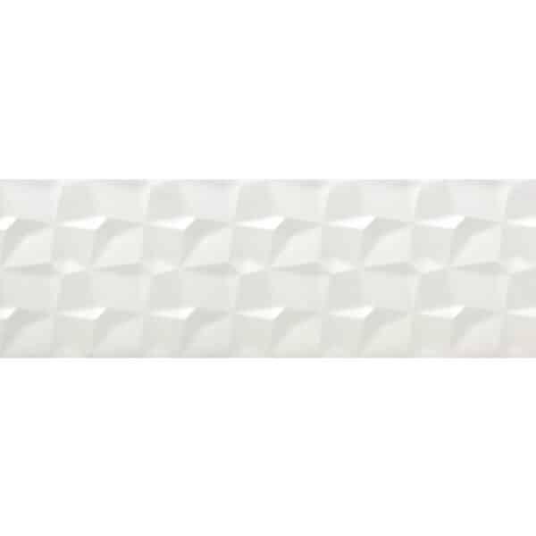Wandtegel|Decortegel 120x40 Gebroken Wit Vary Blanco Mate