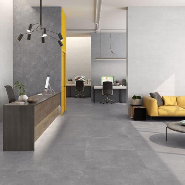 Wandtegel|Decortegel 120x40 Grijs B-Stone Gris
