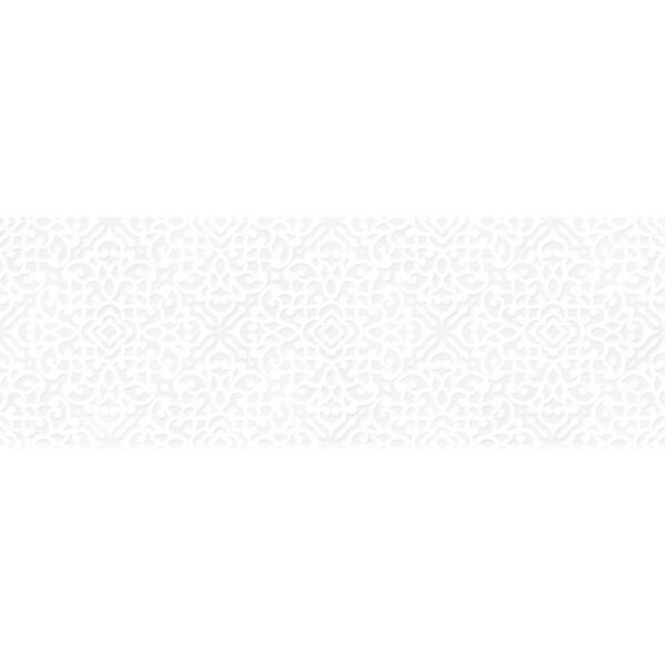 Wandtegel|Decortegel 120x40 Wit Fenicia Blanco