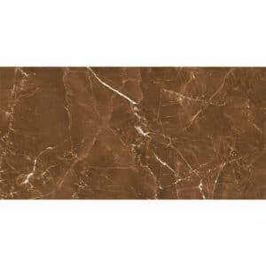 Marmerlook Vloertegel Wandtegel 120x60 Hoogglans Bruin Grigio Brown