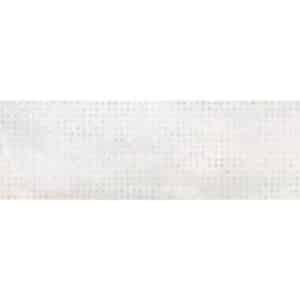Wandtegel|Decortegel 120x40 Wit Harvy Perla