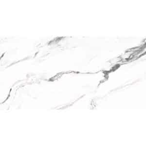 Marmerlook Vloertegel Wandtegel 120x60 Wit Royal Marble
