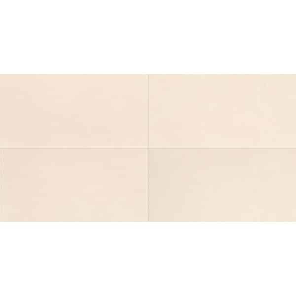 Effen Tegels 60x120 ELDE Ivory Beige Mat