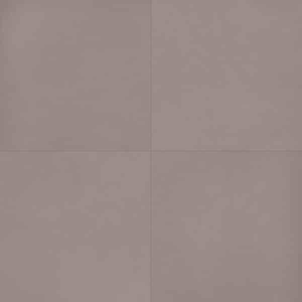 Effen Tegels 60x60 ELDE Taupe Mat