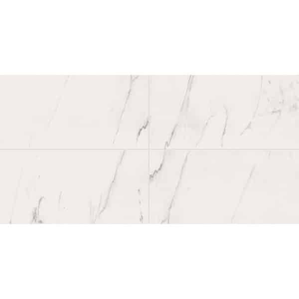 Marmerlook Tegels 60x120 ELLU Lincoln Beige Hoogglans